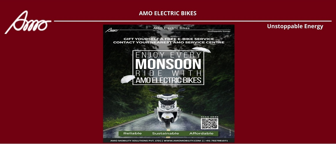 How AMO Electric Scooters is affordable for you?