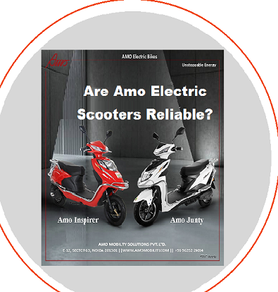 Are Amo Electric Scooters Reliable?